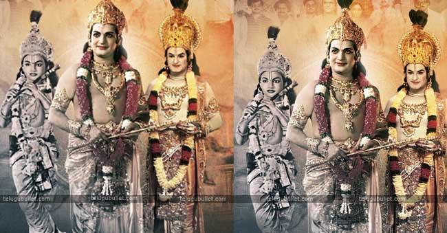 "Jai Krishna… ""NTR"" – Bala Krishna Look As Krishna @NTR biopic"
