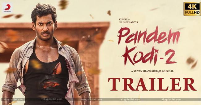 Pandem Kodi 2 Movie Trailer