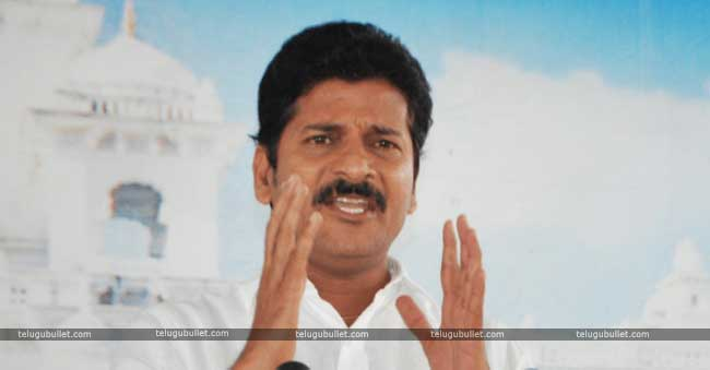 Revanth Appears For Media: Brainstorms The Reason For His Defeat