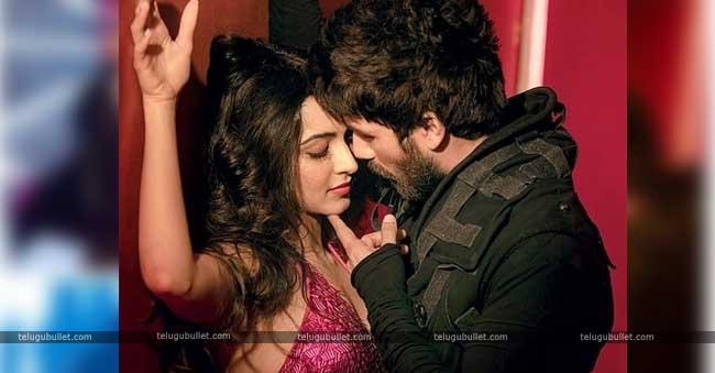 Shahid Kapoor and Kiara Advani