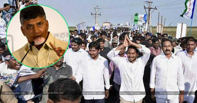 TDP Advises Jagan And Co.To Stop Defaming A.P