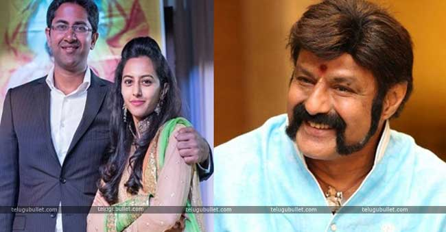 Balayya's Younger Son In Law To Step Into Politics