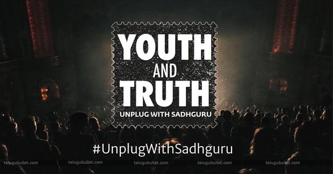 Youth and Truth sadhguru with Vijay Deverakonda