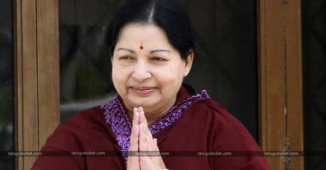 Actress Confirmed For Jayalalitha's Biopic