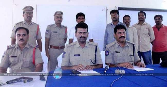 Andhra Pradesh Police Serious Warning To Naxals