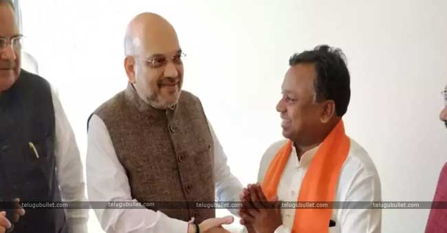 BJP To Witness The Wrath Of A.P People Very Soon