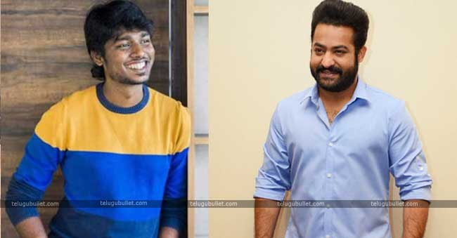 Junior NTR Into The Tamil Film Industry