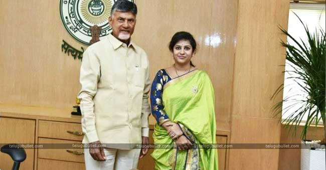 TDP's Party Supporter Has Become The Official Spokesperson