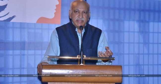 #Meetoo: Akbar Files Defamation Case Against Journalist