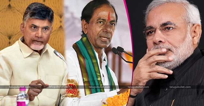 KCR Stuns All With His Shocking Revelations On Modi And CBN