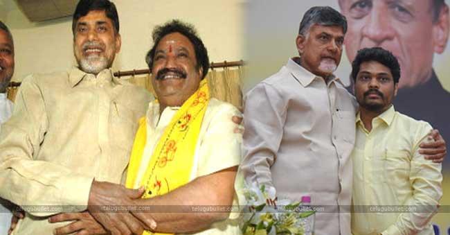 After Hari Krishna, Its Kidari Sravan To Enter Cabinet That Way