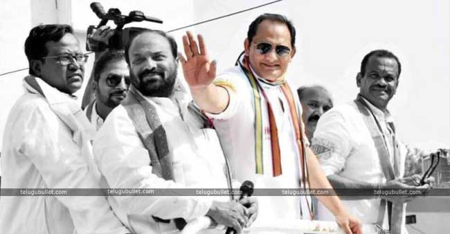 Azharuddin Appointed As Telangana Congress Working President