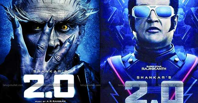 Shankar Hints For The Sequel Of 2.O