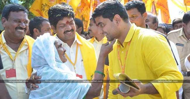 Nara Lokesh Staying Away From The Party Affairs Of Telangana?