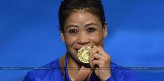 Mary Kom Won Sixth Championship Gold