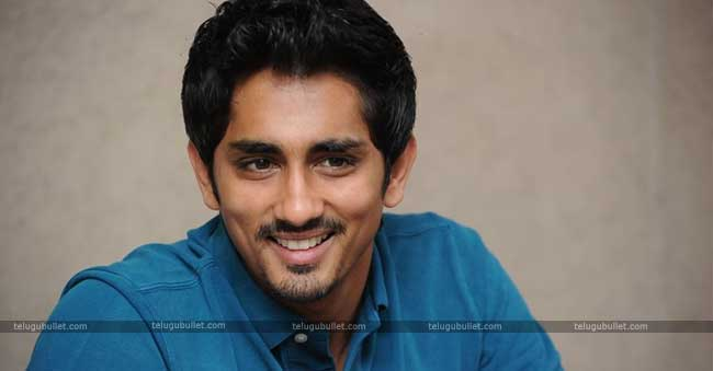Siddharth Next Movie Is A Village Drama!