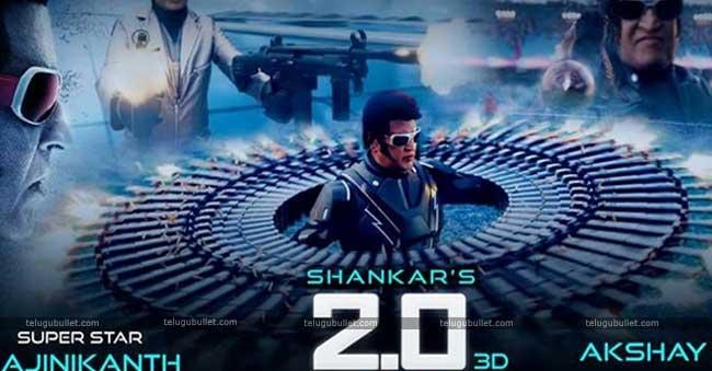 Super Star Rajinikanth's most awaited flick 2.O