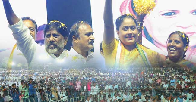Is Anti-TRS Sentiment Gradually Coming Into Light In Telangana?