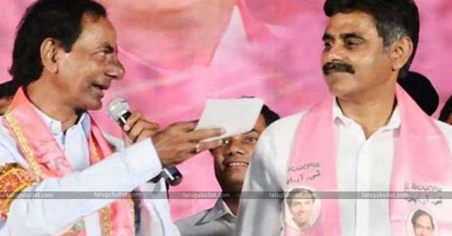Another Big Jolt To TRS Ahead Of Snap Polls