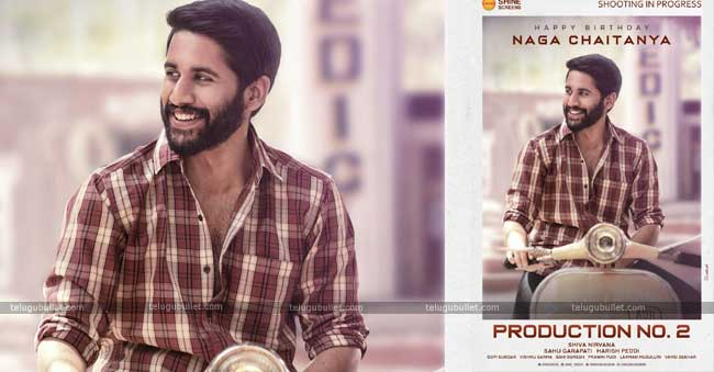 Naga Chaitanya First Look – Majili Is A Periodic Film Confirmed