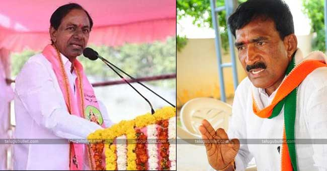 Vanteru Pratap's Serious Allegations On KCR