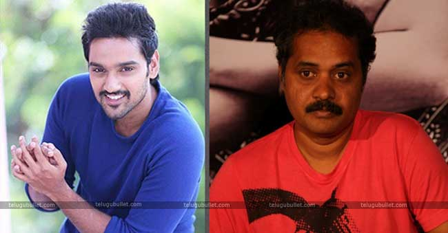 Sumanth Ashwin Joins With Dandupalyam Director