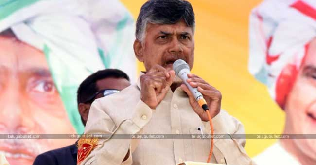 Babu In New Delhi On The Results Day Of Telangana