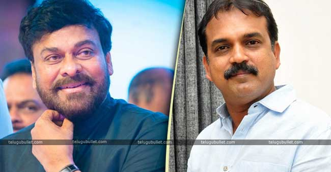 Confusion Still Prevails In Chiru's Next With Koratala
