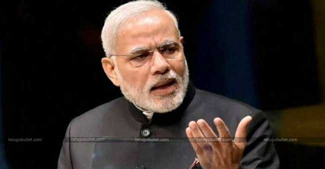 Modi Received Multiple Jolts On One Single Day