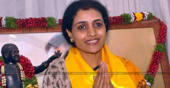 Nandamuri Suhasini Is Not Giving Up For Higher Aspirations