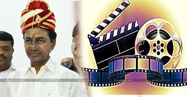 Tollywood Queues To Congratulate KCR On His Win