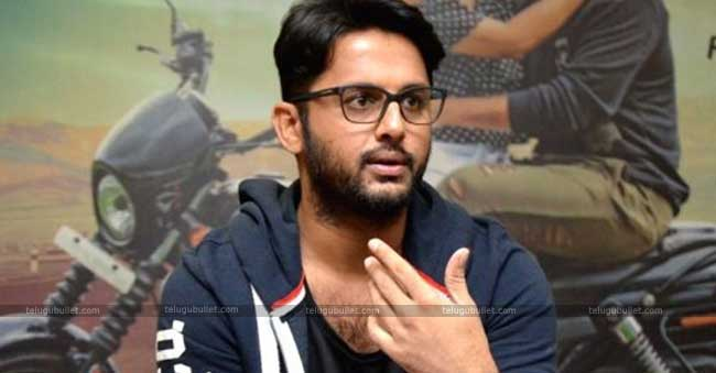 Nithin refutes rumours and made announcements on Holi