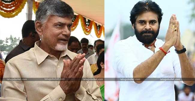 Pawan Declared His Absence For CBN's All Party Meeting