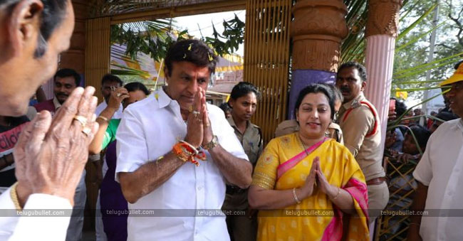 Vasundhara Balakrishna To Foray Into Active Politics?