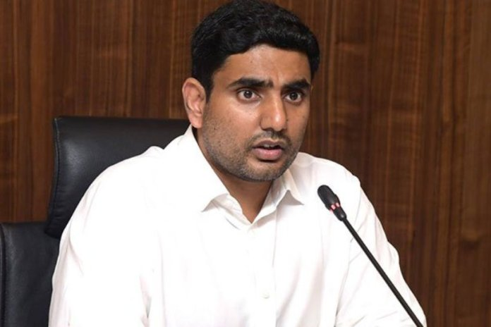Lokesh is setting the social platform for criticising Jagan's Sarkar