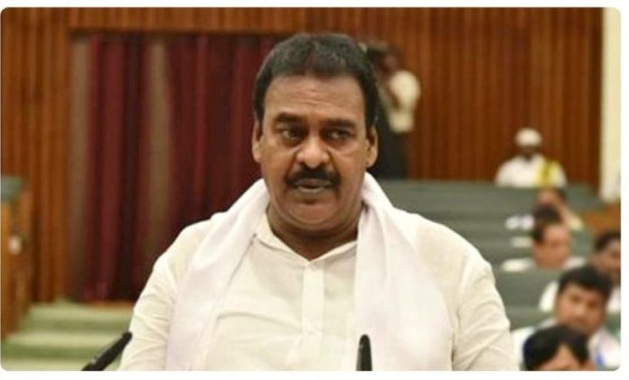 Amaravati: Arrest warrant issued to Rajole MLA Rapaka Varaprasada Rao