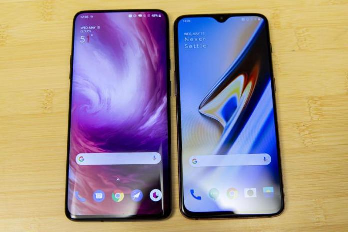 OnePlus 7, 7 Pro start receiving Android 10 With OxygenOS 10