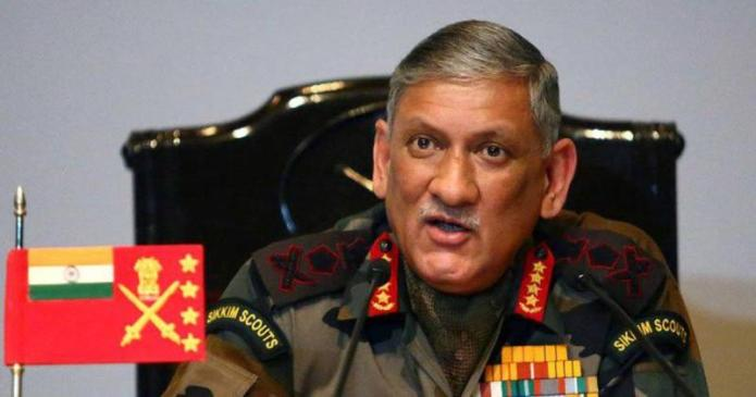 Three Terror Launch Pads in PoK Destroyed: Army Chief Bipin Rawat
