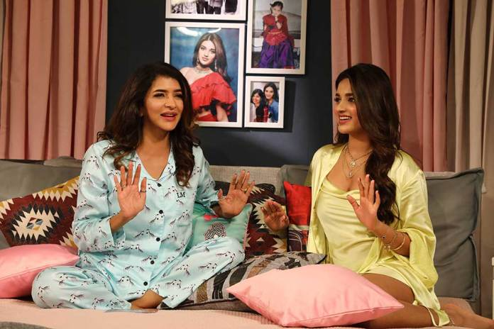 Nidhhi Agerwal reveals her first crush