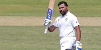 Rohit Sharma Takes Cheeky Dig At Reporters After His Test Double Century