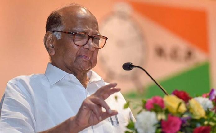 """Nothing Wrong In Shiv Sena's """"50:50"""" Demand: Sharad Pawar"""