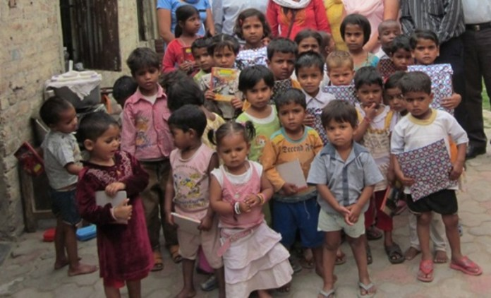 35 per cent of children under five are stunted: Survey