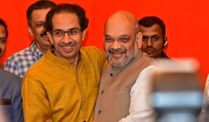 Sena Plays Hardball with BJP in Maharashtra, Shah Likely to Meet Uddhav Thackeray on Oct 30