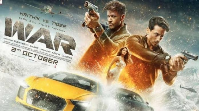 War box office day 2 collection: Hrithik Roshan, Tiger Shroff film stays on course, picks an estimated Rs 74 crores in two days