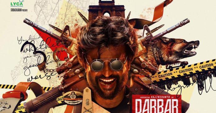 Rajinikanth's 'Darbar' motion poster released