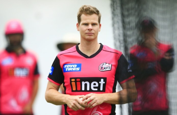 Steve Smith Signs with Sydney Sixers for BBL 2019-20