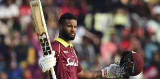Hope Shines With a Ton As WI Clean-Sweep AFG