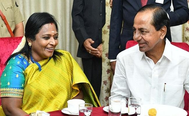 Telangana Guv, CM condole Army men's death