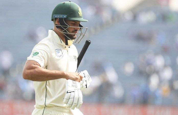 Markram ruled out of England series with fractured finger