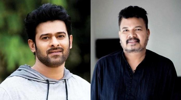 Shankar's next with Prabhas!! Big Rumour